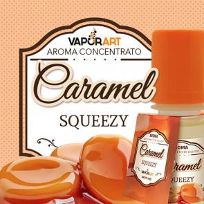 Arôme Vaporart Squeezy - Caramel - 10ml