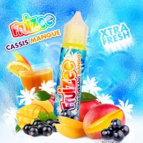 Liquide prêt-à-vaper - Fruizee - Cassis Mangue - 50ml