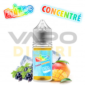 Concentré Fruizee Cassis Mangue 20ml