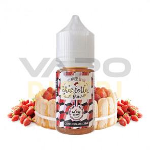 Le Coq qui vape Charlotte aux fraises 30ml VapoDistri