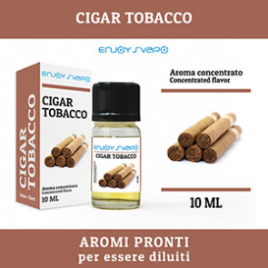 Arôme EnjoySvapo - Cigar Tobacco 10ml