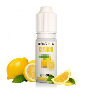 Liquide 10ml nicotiné citron The Fuu Prime pas cher