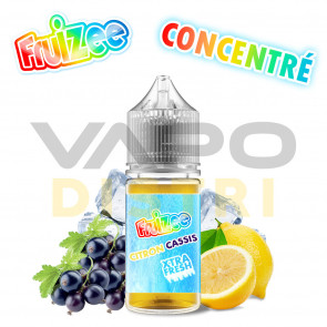 Concentré Fruizee - Citron Cassis - 20ml
