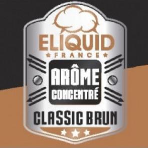Concentré Eliquid France Classic Brun Tabac pas cher