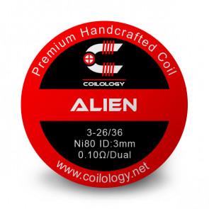 Boite de 2 coils Colology Alien 3x26+36
