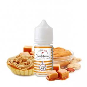 Concentré Le Coq Qui Vape - Les bêtises du coq Tartelette caramel et beurre de cacahuètes  - 30ml