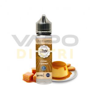Liquide Prêt-à-Vaper Tasty Collection - Crème Caramel - 50ml