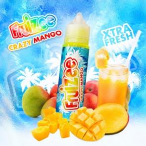 Liquide prêt-à-vaper - Fruizee - Crazy Mango - 50ml