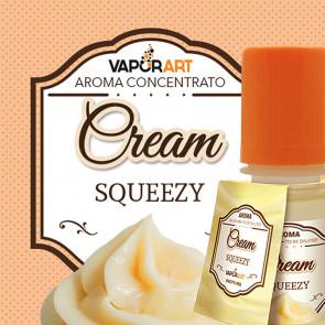 Arôme Vaporart Squeezy - Crème - 10ml