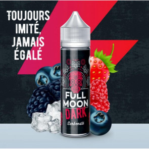 Liquide prêt-à-booster Full Moon - Dark - 50ml