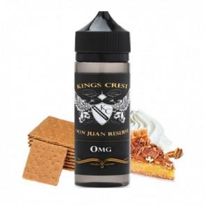 Liquide prêt-à-booster Kings Crest - Don Juan Réserve - 100ML