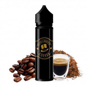 Don Cristo Coffee 50ml pas cher tabac café eliquide