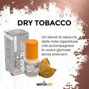 Liquide prêt-à-vaper Vaporart - Dry Tobacco - 10ml