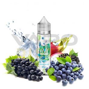 Liquide Five Cocktails Fruits Bleus 50ml pas cher