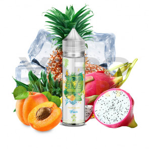 Liquide Five Cocktails - Fruits Jaunes - 50ml pas cher