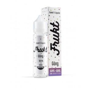 Liquide prêt-à-vaper Frukt - Gäng - 50ml