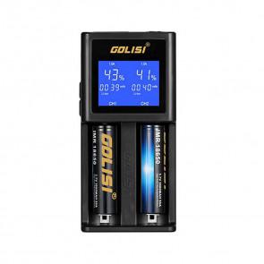 Chargeur rapide Golisi S2 - 2.0A - avec prise Euro