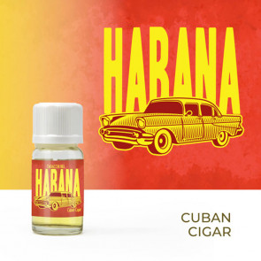Concentré Super Flavor - Habana - 10ml