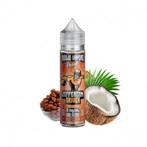 Liquide prêt-à-vaper Modjo Vapors - Jefferson Driver - 50ml