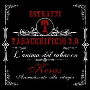 Arôme concentré Tabacchificio 3.0. 20ml Keras tabac et cerises extraits naturels