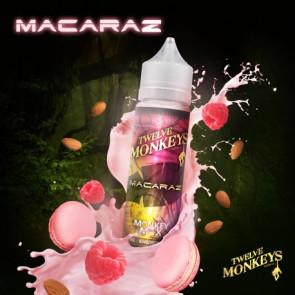 Liquide prêt-à-vaper Twelve Monkeys Vapors - Macaraz - 50ml