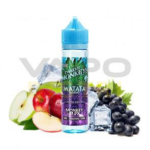 Liquide prêt-à-vaper Twelve Monkeys Vapors KEEP COOL - Matata Iced - 50ml