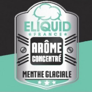 Concentré Eliquid France - Menthe Glaciale - 10ml