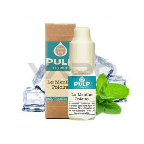Liquide prêt à vaper PULP - Menthe Polaire 10ml
