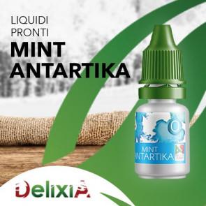 Liquide prêt à vaper Delixia 10ml -  Menthe Antartika