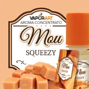 Arôme Vaporart Squeezy - Mou - 10ml