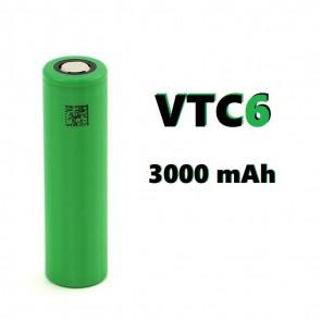 Accu Sony 18650 VTC6 - 3000mAh 30A