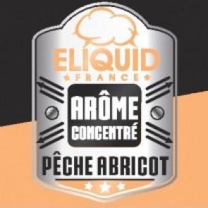Concentré Eliquid France - Pêche Abricot - 10ml