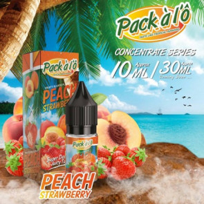 Concentré Pack à L'o - Peach Stawberry