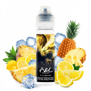 Liquide prêt à booster Ultimate - Phoenix - by A&L 50ml