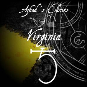 Azhad s elixirs Pure Virginia macérât tabac 10ml