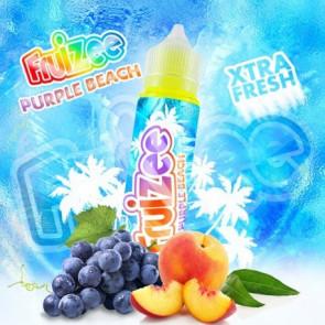 Liquide prêt-à-vaper Fruizee - Purple Beach - 50ml