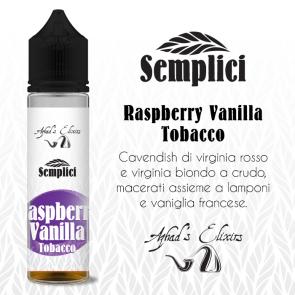 Concentré Azhad's Elixir - Semplici - Raspberry Vanilla Tobacco - 20ml