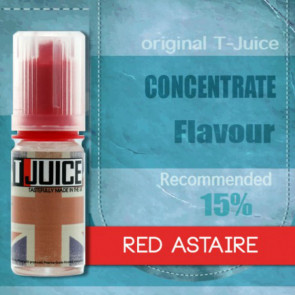 Concentré T-Juice - Red Astaire 10ml