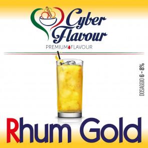 Concentré Cyber Flavour - Rhum Gold 10ml