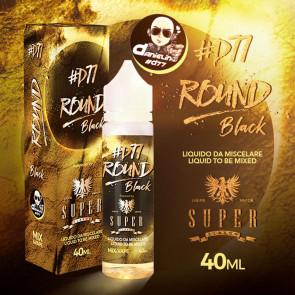 Liquide Prêt-à-Booster Super Flavor - Round Black - 40ml