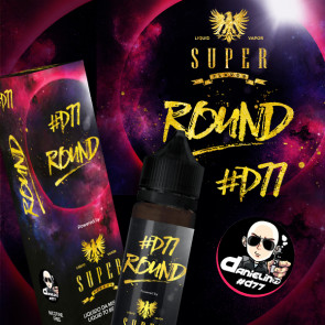 Liquide Prêt-à-Booster Super Flavor - Round #D77 - 50ml