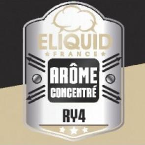 Concentré Eliquid France Classic RY4 tabac pas cher