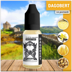 Concentré 814 - Dagobert - 10ml