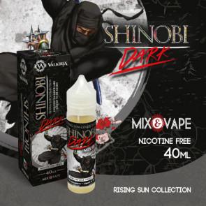 Liquide prêt-à-booster Valkiria - Shinobi Dark - 40ml