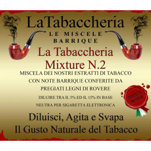 La Tabaccheria - Le Miscele Barrique - Mixture N.2 - 10ml