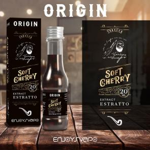 Extrait de tabac EnjoySvapo - Soft Cherry - 20ml [DLUO 02.2021]