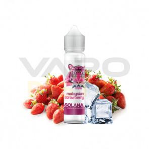 Liquide prêt à vaper SOLANA - Malaysian Strawberry