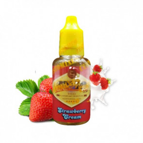 Concentré Customixed - Strawberry Cream - 30ml