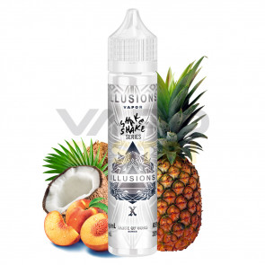 Liquide prêt-à-vaper Illusions Vapor - Taste Of Gods - X - 50ml
