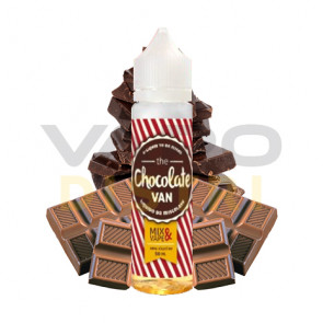 Liquide prêt-à-booster VaporArt - The Chocolate Van - 50ml